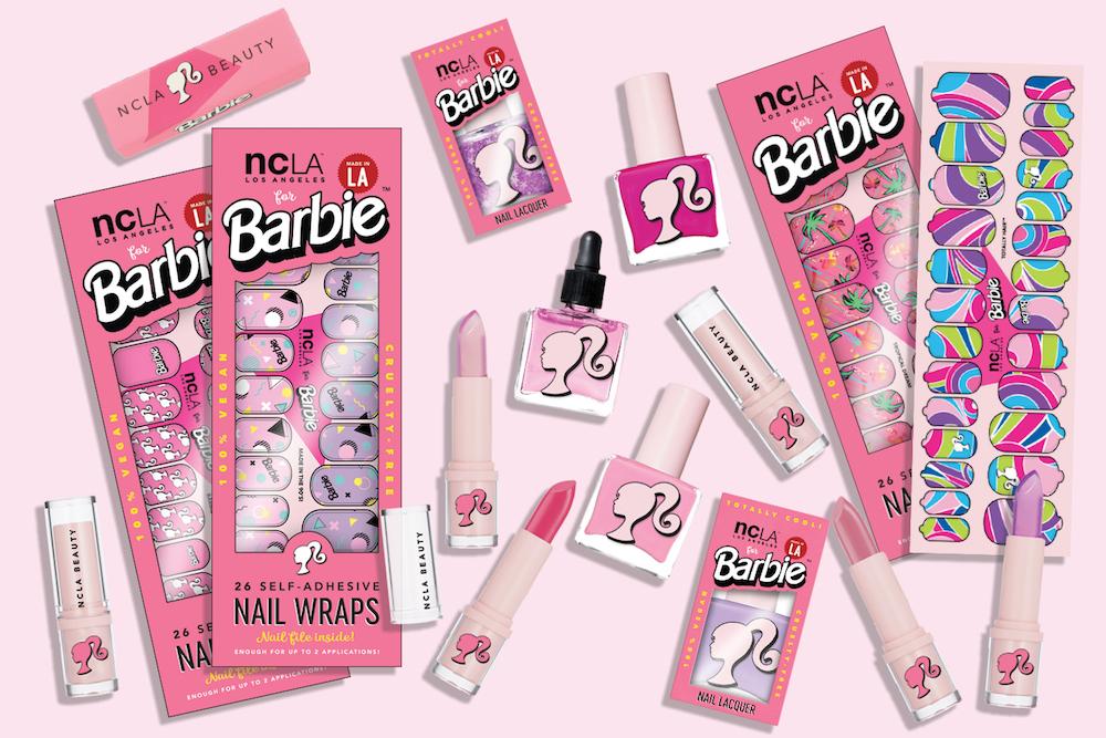 NCLA x Barbie Makeup Collection