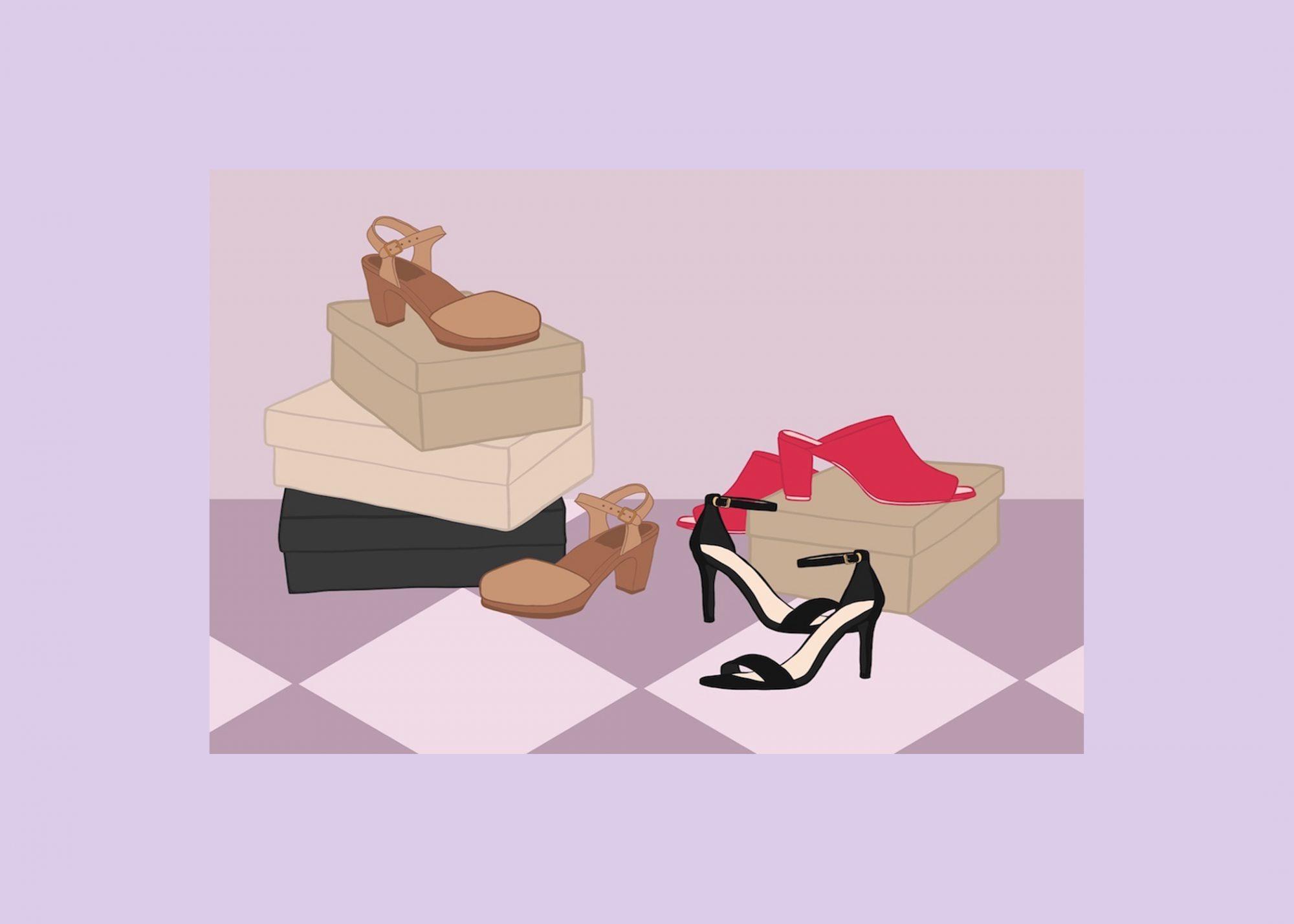 plus-size shoes