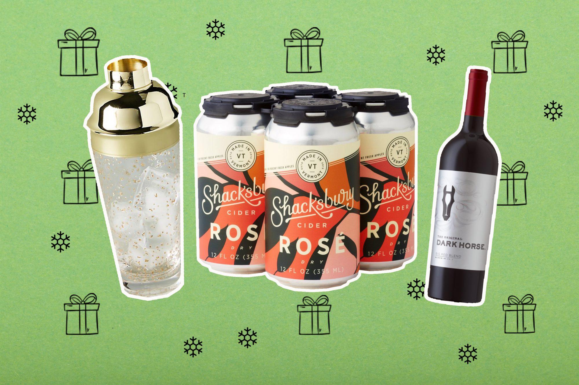 booze gifts