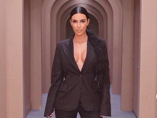 Kim kardashian thesis