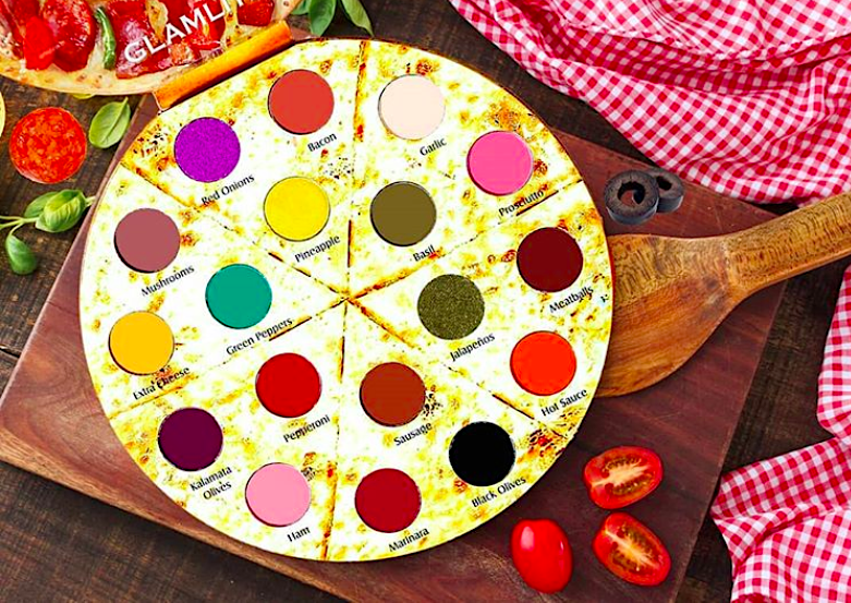 Pizza Eyeshadow Palette