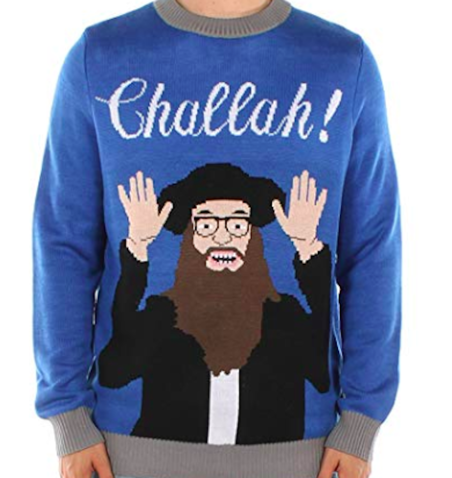 Challah! sweater