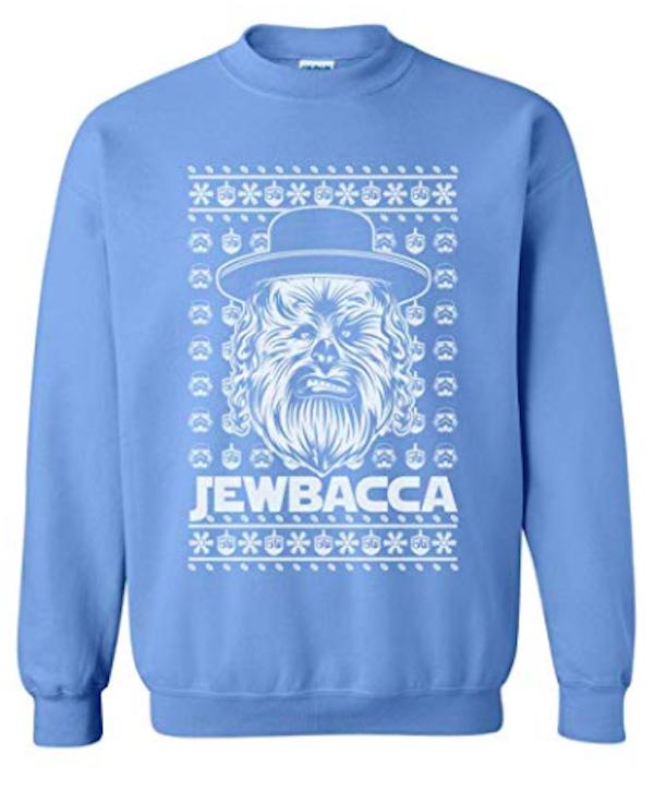 Jewbacca sweater