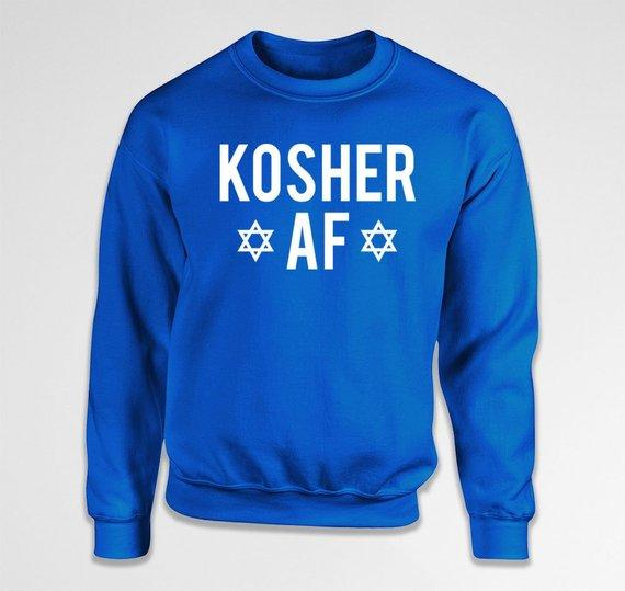 Kosher AF sweater