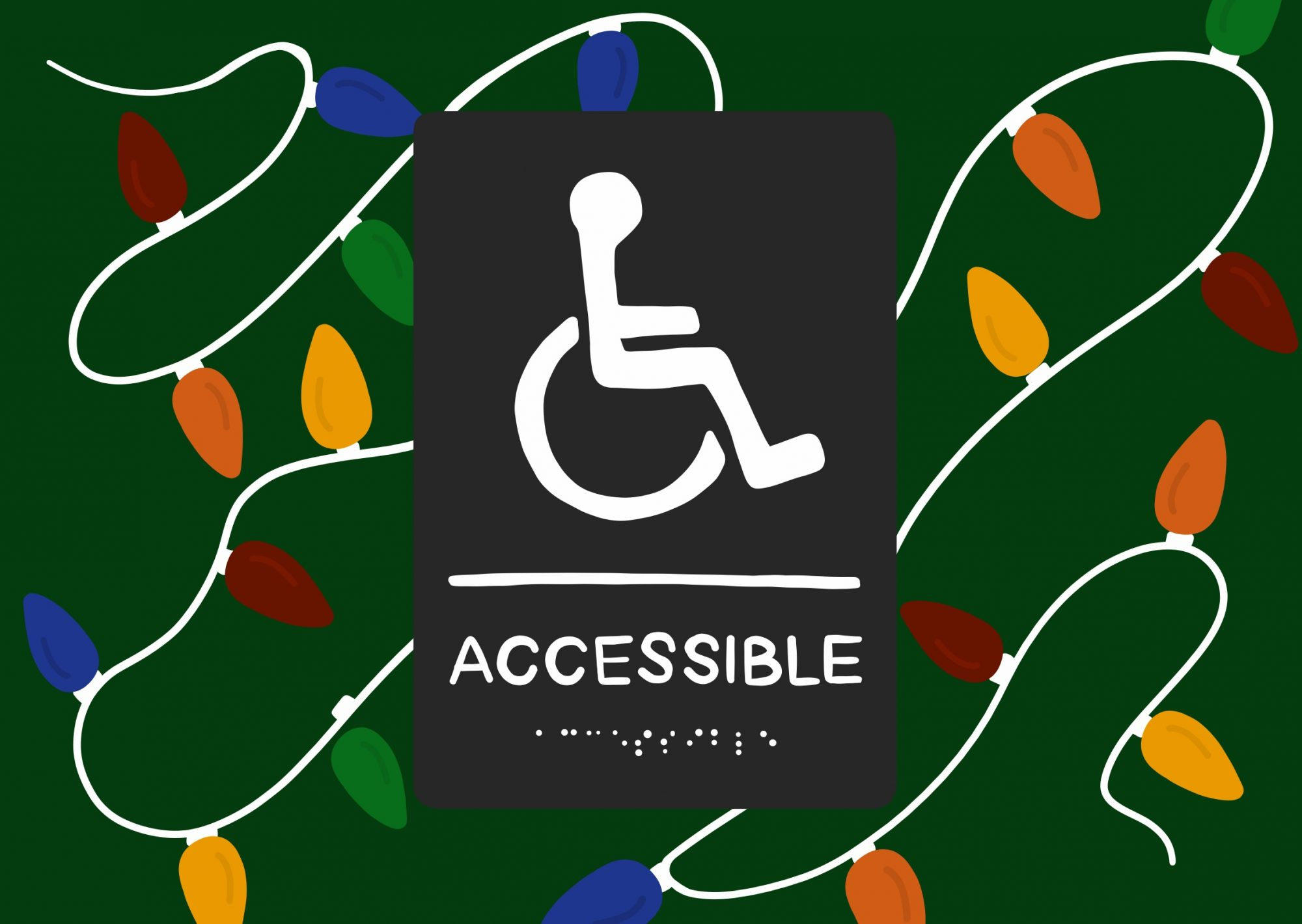 accessible holiday parties