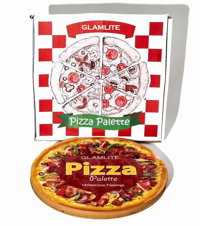 Glamlite Pizza Palette