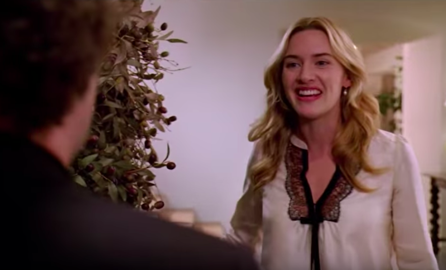 Kate Winslet in The Holiday