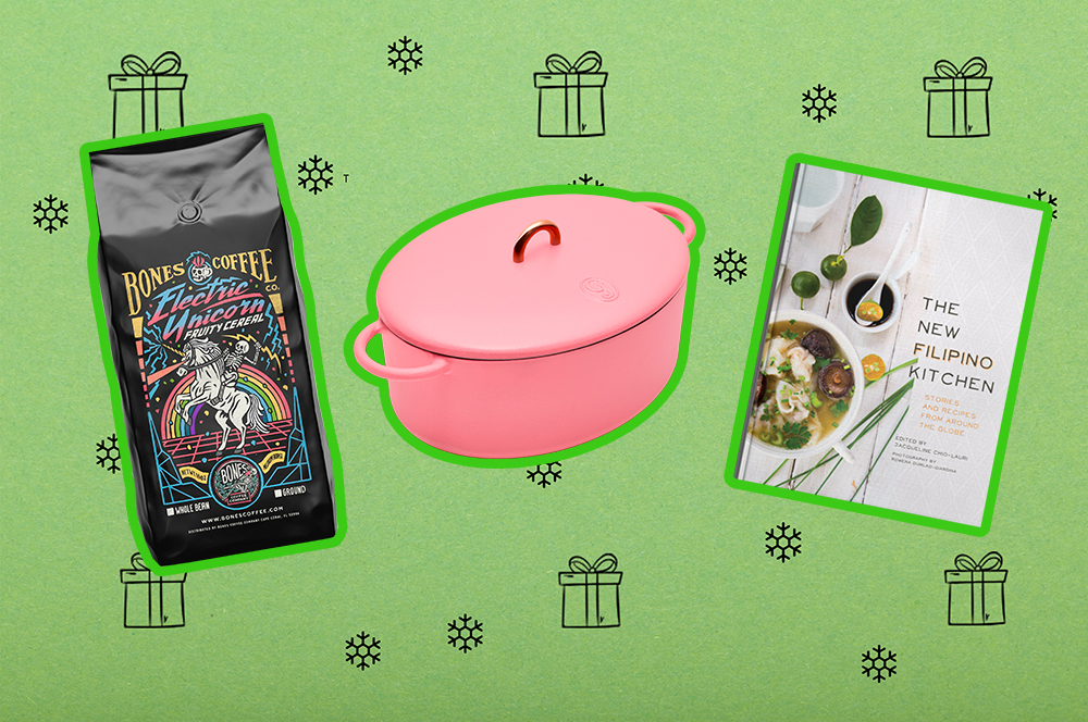 Foodie Gifts For Christmas