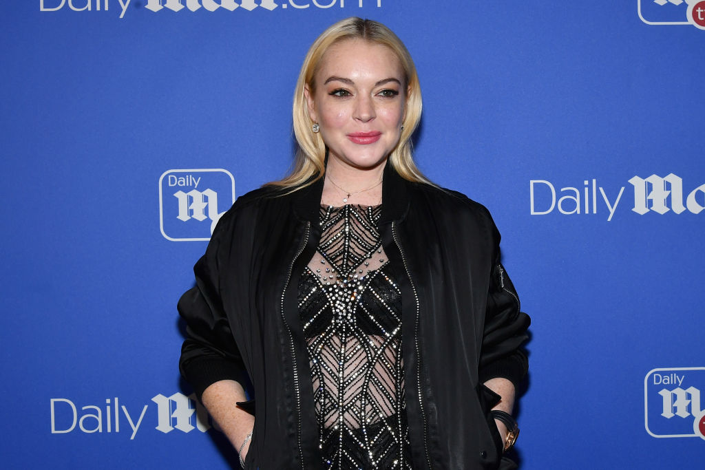 Picture of Lindsay Lohan Mean Girls Character Today