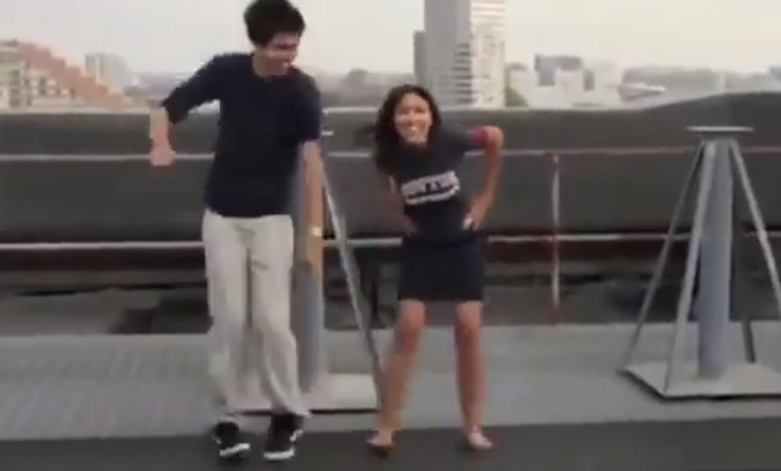 alexandria ocasio-cortez dancing