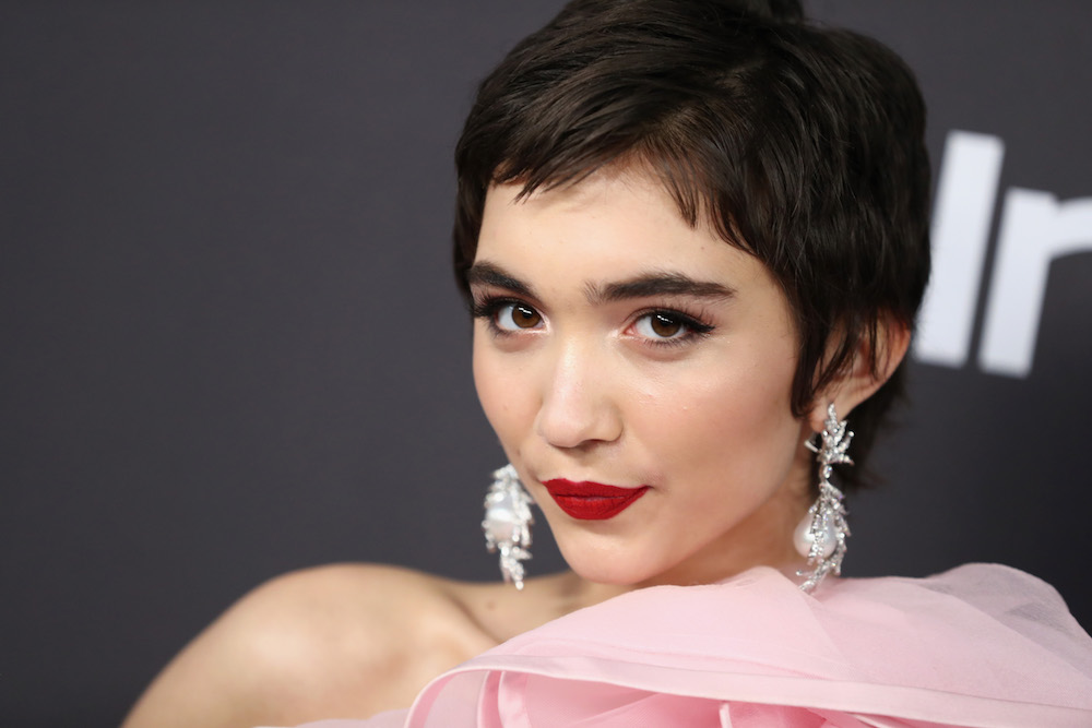 Actress Rowan Blanchard Chops Off Hair Into Chic Pixie Cut Hellogiggles