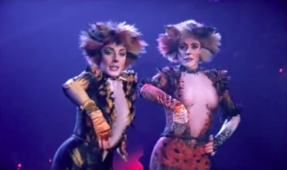 Taylor Swift Finally Confirms Her Role In The Cats Musical Hellogiggles