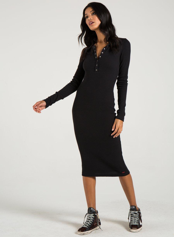 Orbit Midi Dress