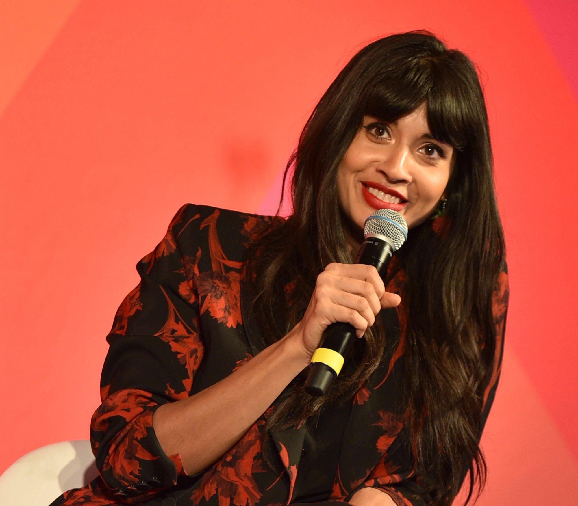 jameela jamil explains the meaning of feminist-in-progress