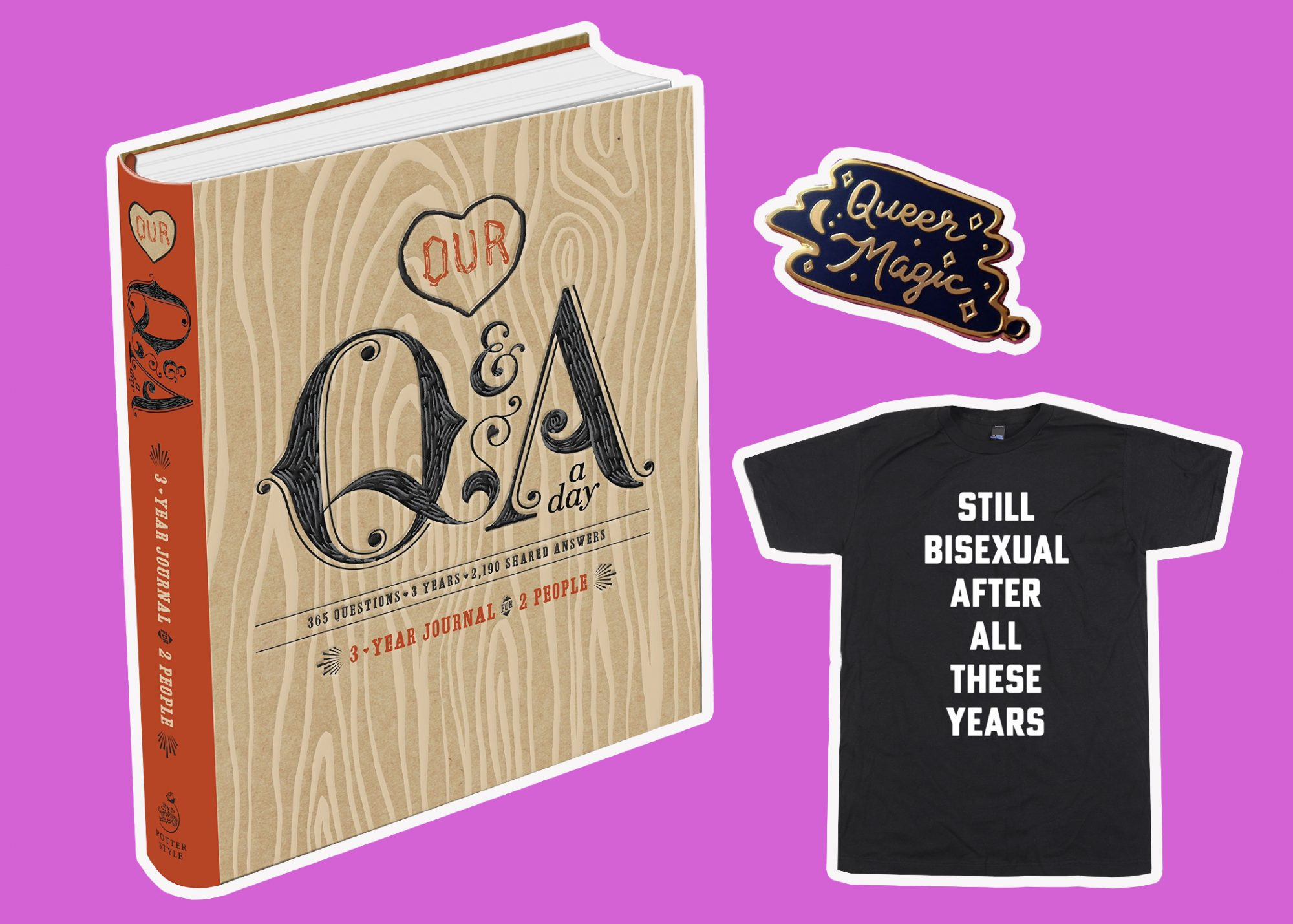 valentines day gift guide for queer women