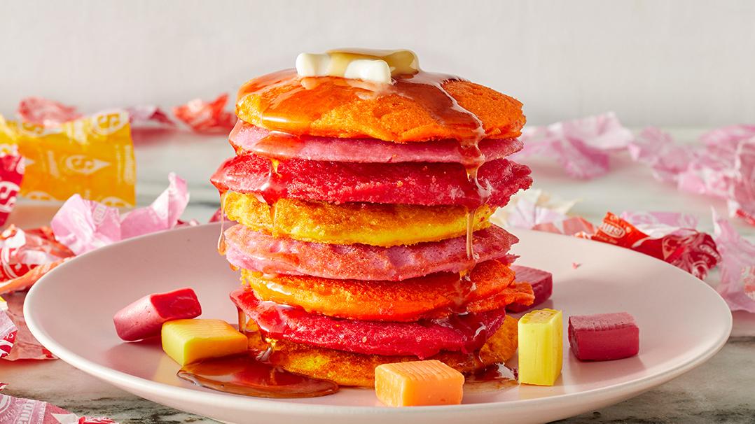 Starburst Pancakes