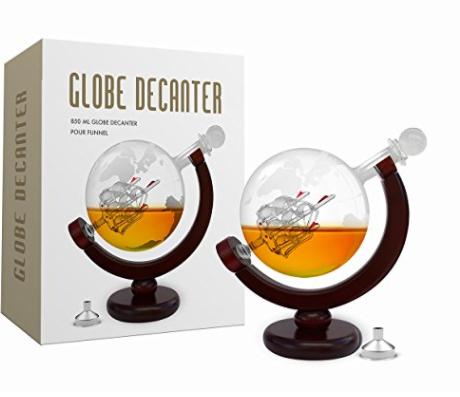 Whiskey globes