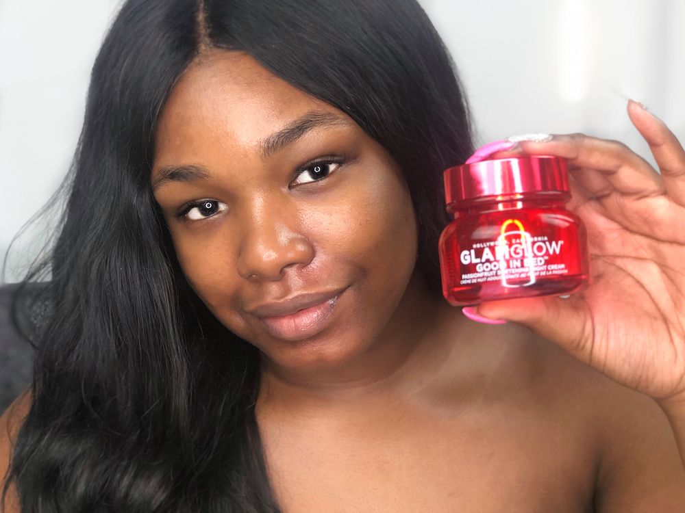 GlamGlow Good In Bed Review