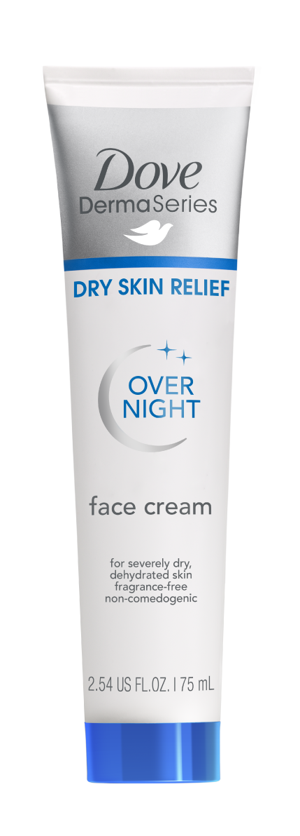 Dove-DermaSeries-Dry-Skin-Relief-Overnight-Face-Cream