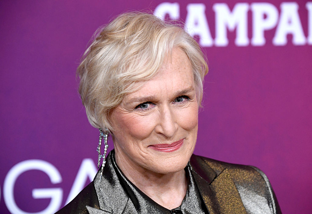BEVERLY HILLS, CALIFORNIA - FEBRUARY 19: Glenn Close attends The 21st CDGA (Costume Designers Guild Awards) at The Beverly Hilton Hotel on February 19, 2019 in Beverly Hills, California.