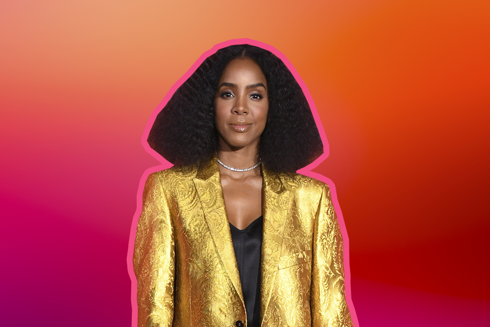 Kelly Rowland Crown Interview