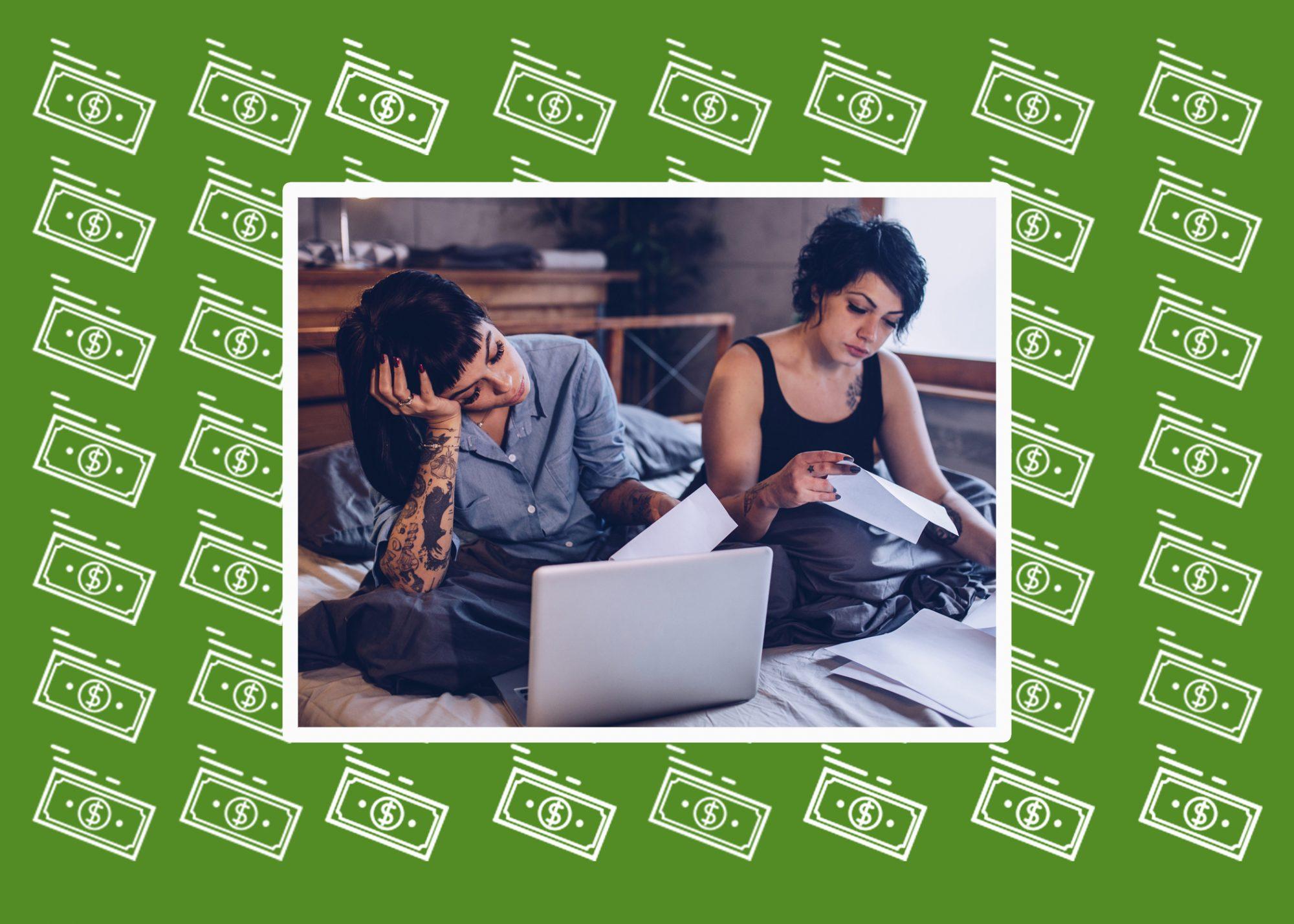 debt makes you undateable