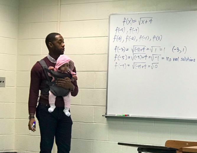 professor baby math