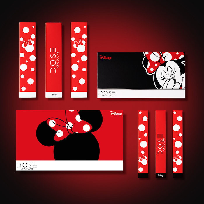 Dose of Colors x Minnie Mouse