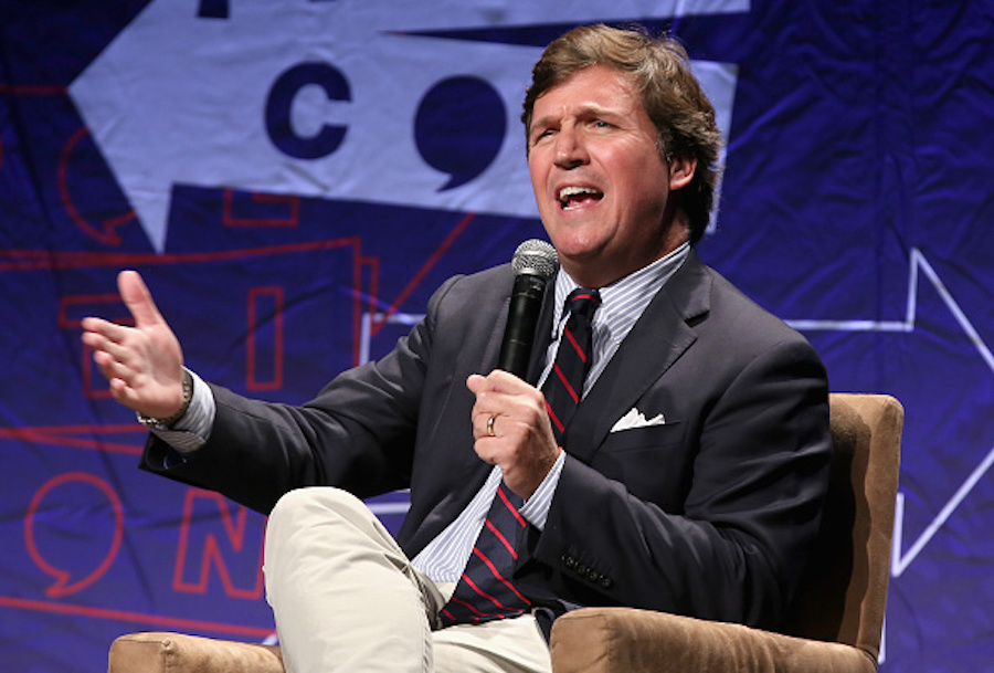 Tucker Carlson at Politicon 2018