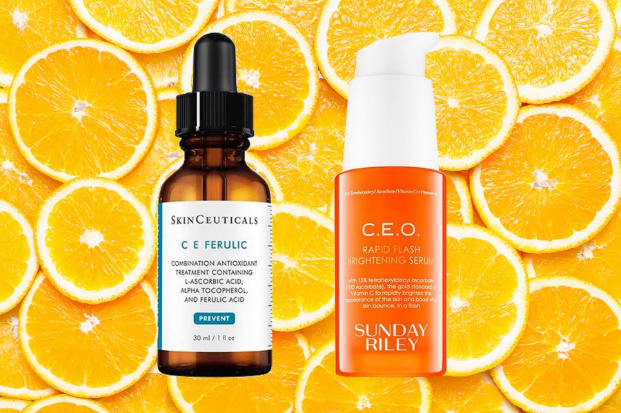 vitamin c serum roundup