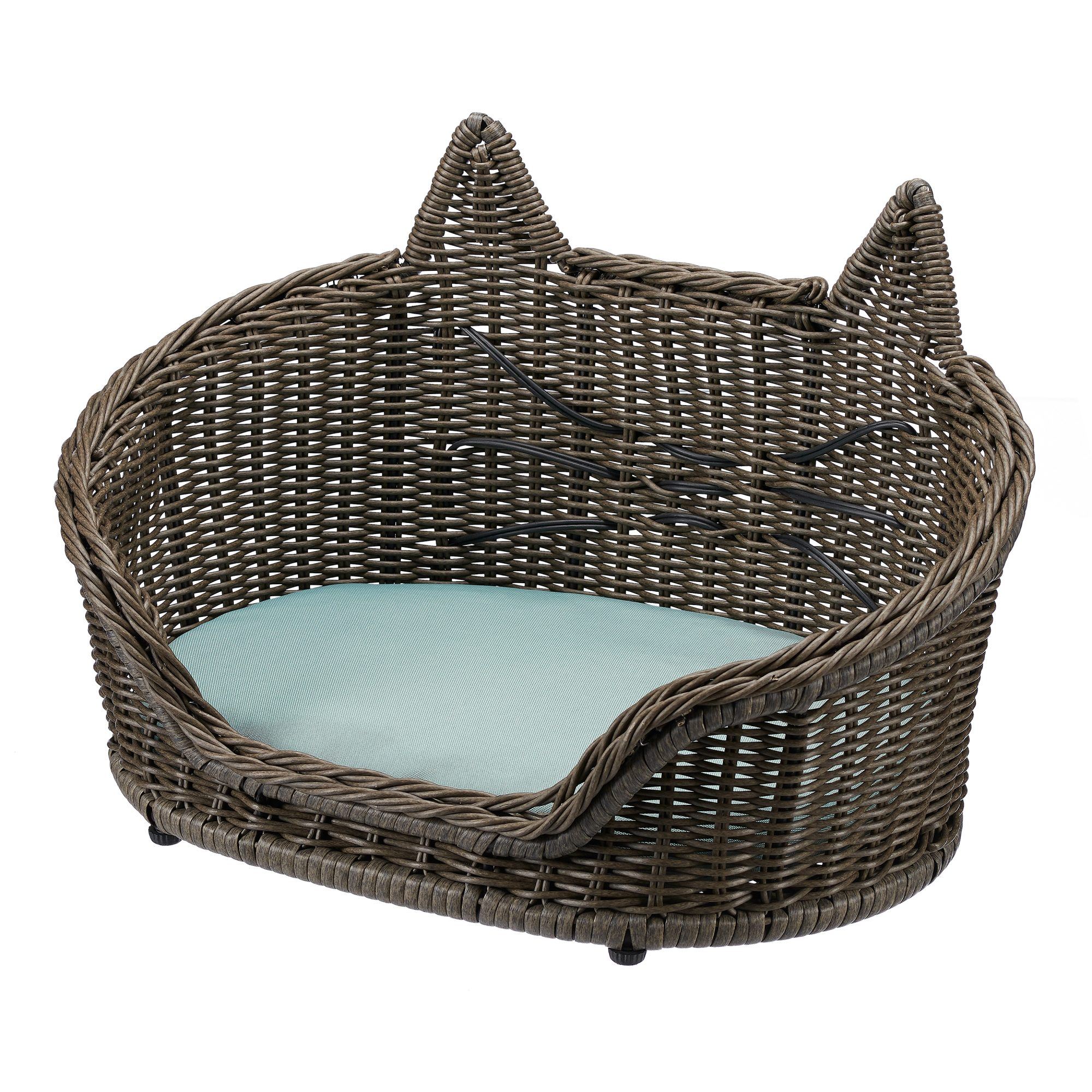 drew barrymore flower home cat bed