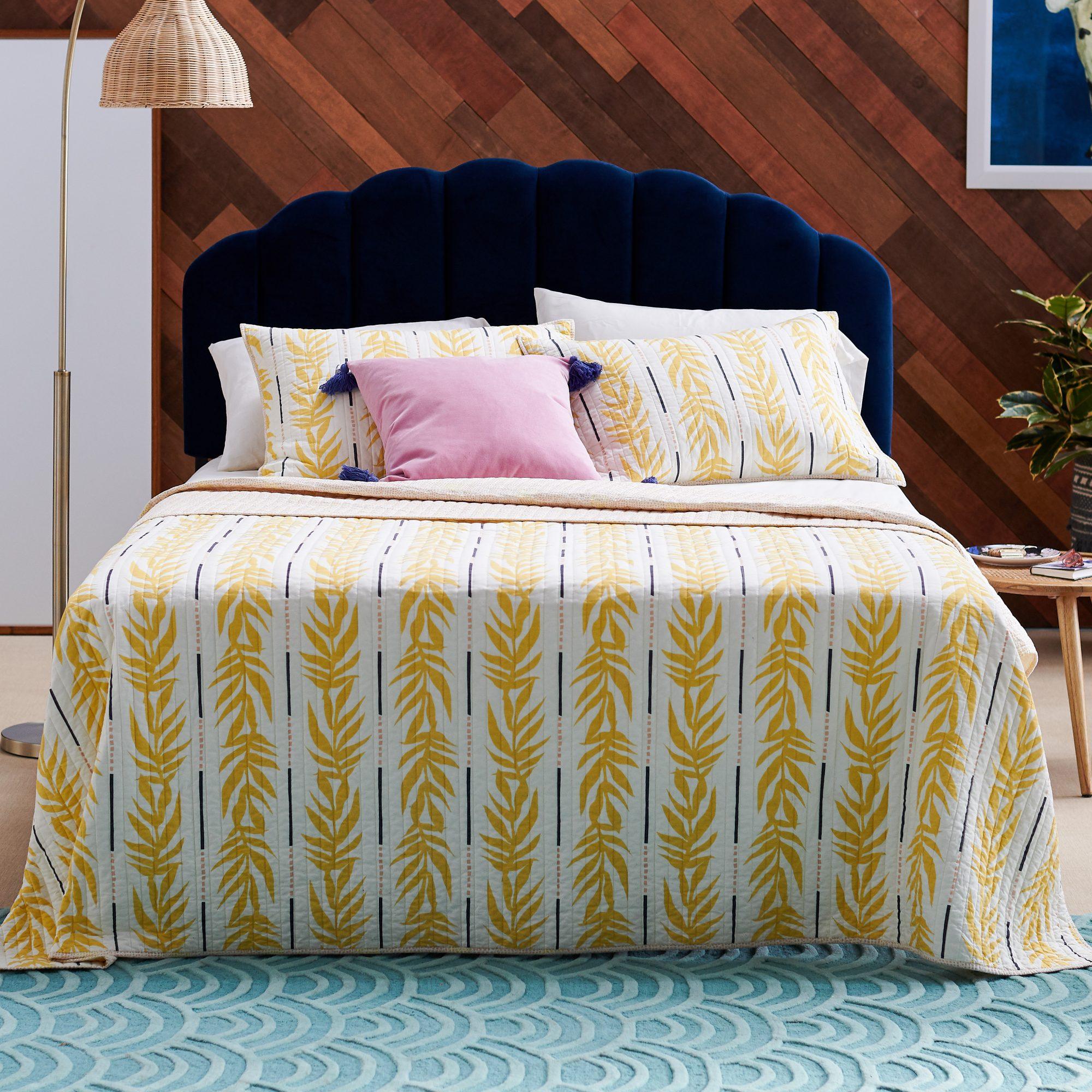drew barrymore flower home quilt set