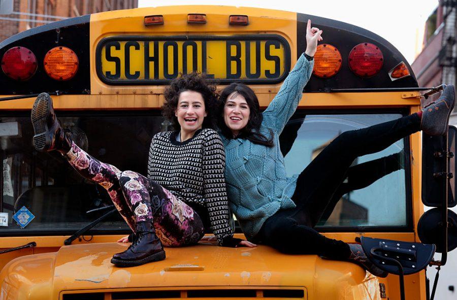 Abbi and Ilana of Broad City