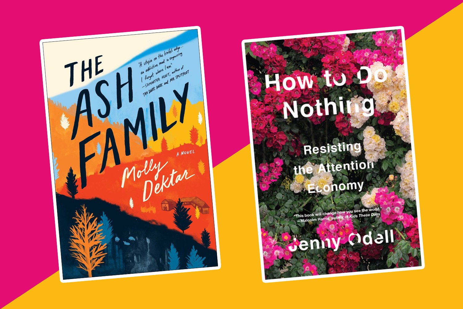 Picture of Best New Books The Ash Family
