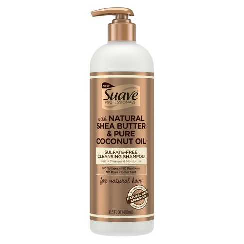 Suave Professionals Natural Hair Care Collection