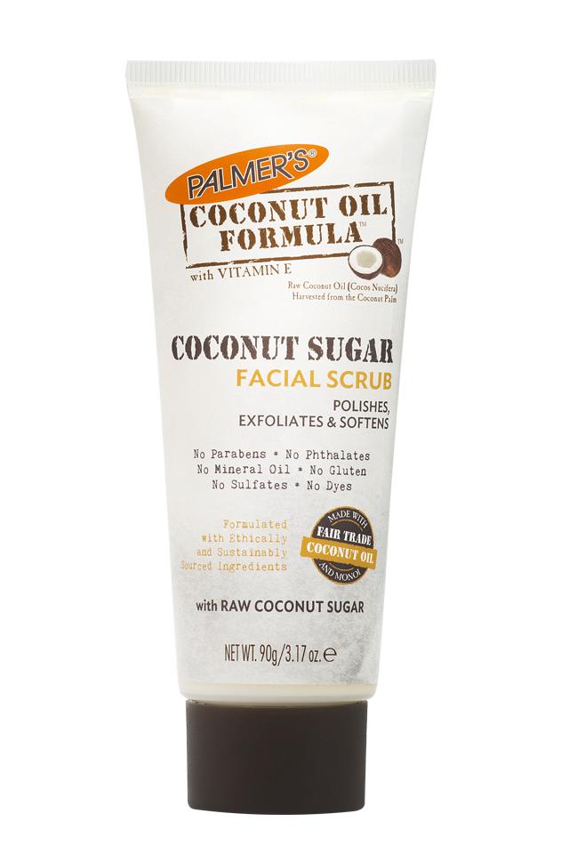Palmer's Coconut Sugar Facial Scrub