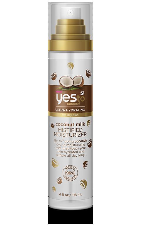 Yes To Coconut Milk Mistified Moisturizer