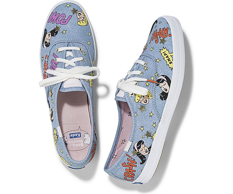 Keds Betty and Veronica