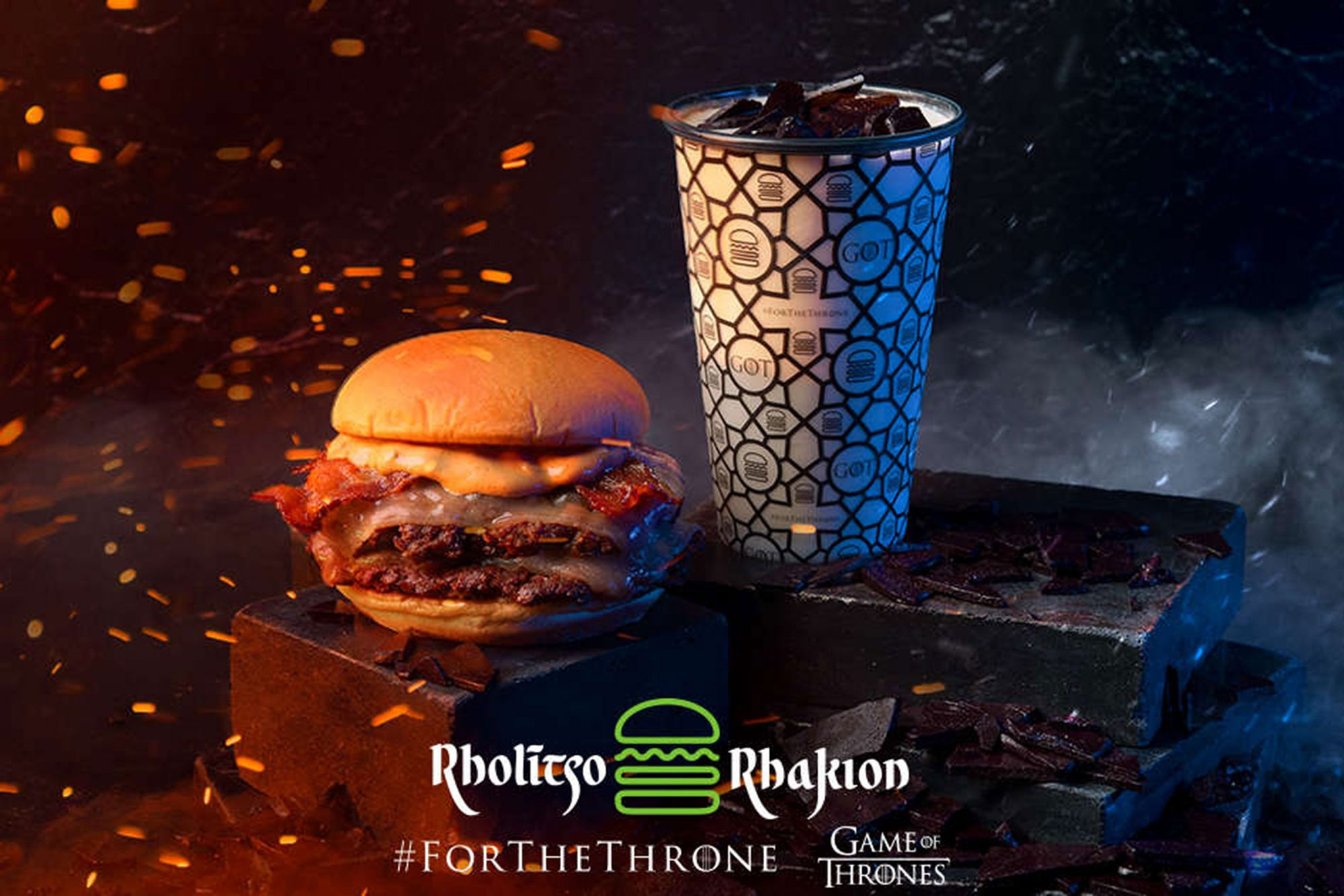 Brush up on your Valyrian to order these GOT-themed secret menu items.