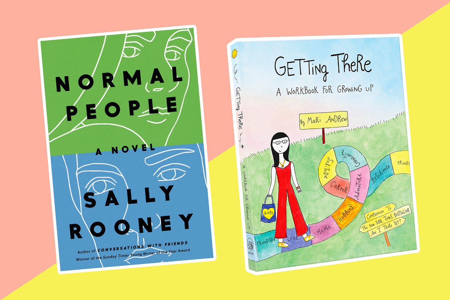 Picture of Best New Books Normal People