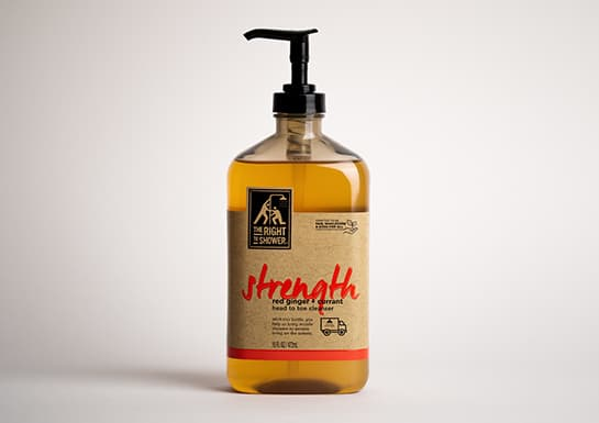 The Right to Shower Strength Cleanser