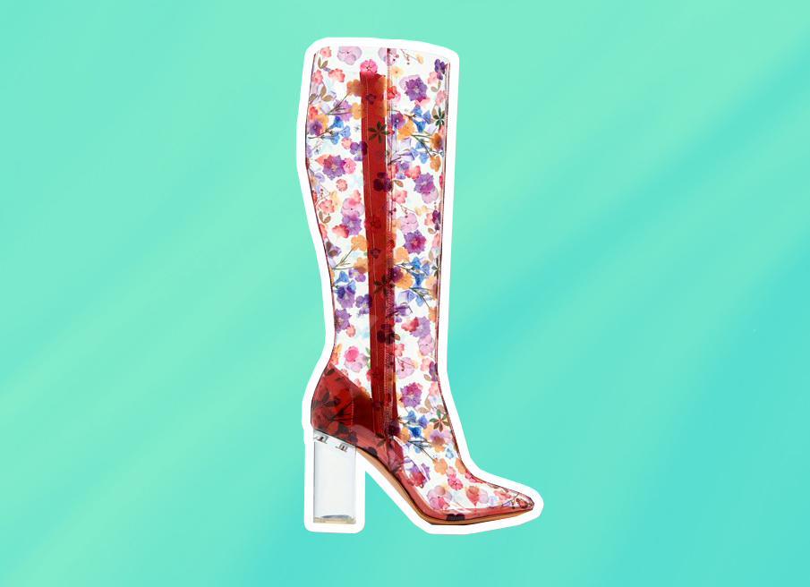 Katy Perry Collections Rainboot