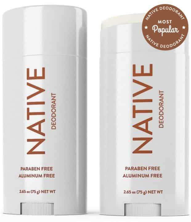 Native Deodorant Coconut & Vanilla