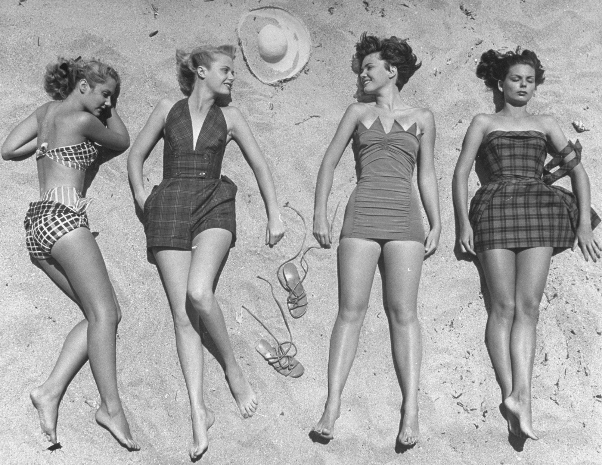 period at the beach