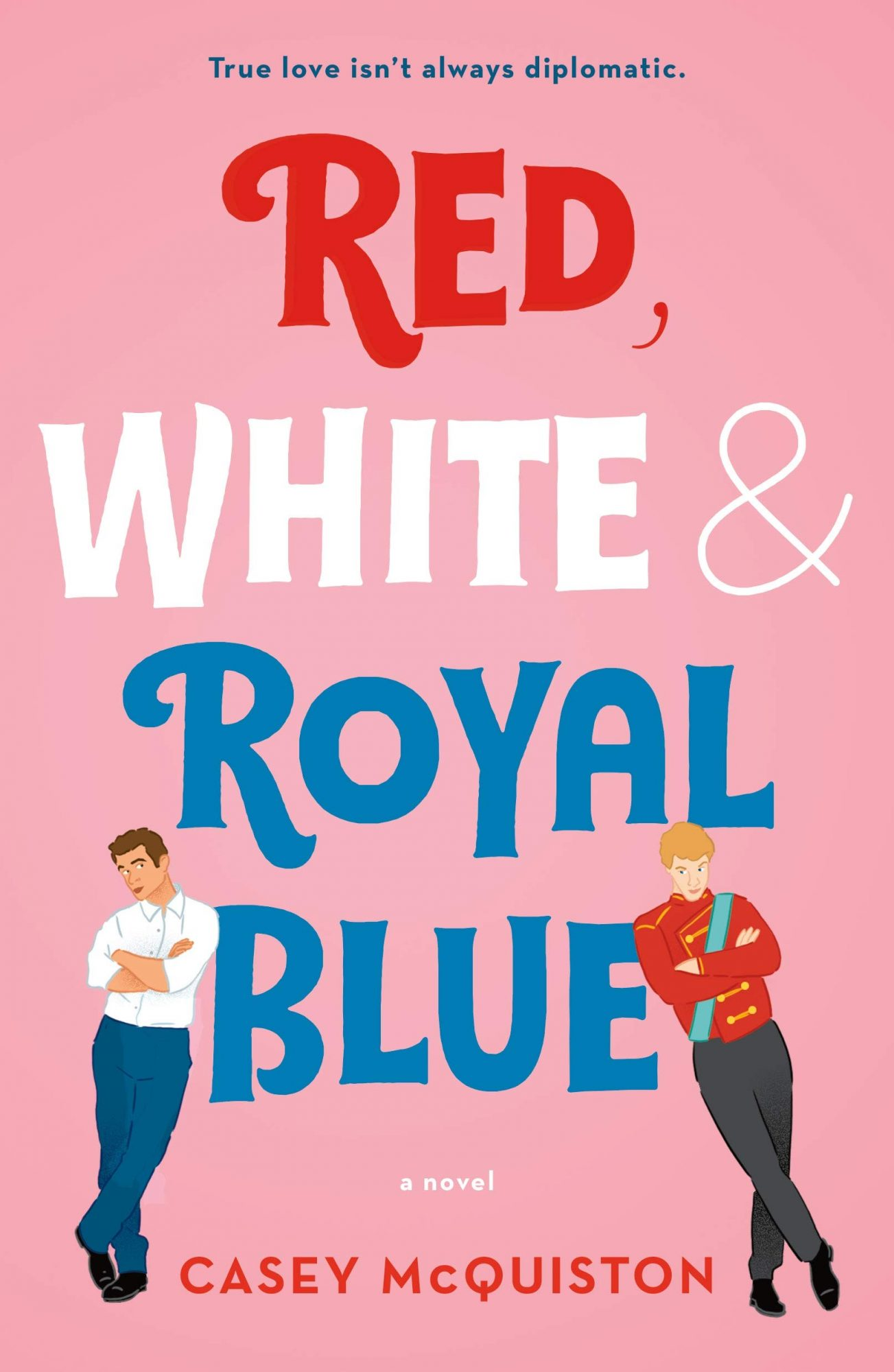 picture-of-red-white-and-royal-blue-book-photo