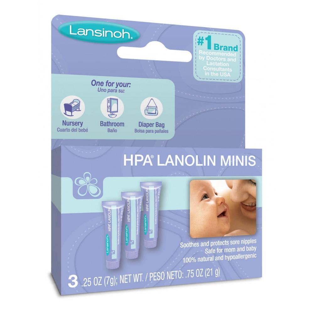 Lansinoh: Lanolin Cream Minis