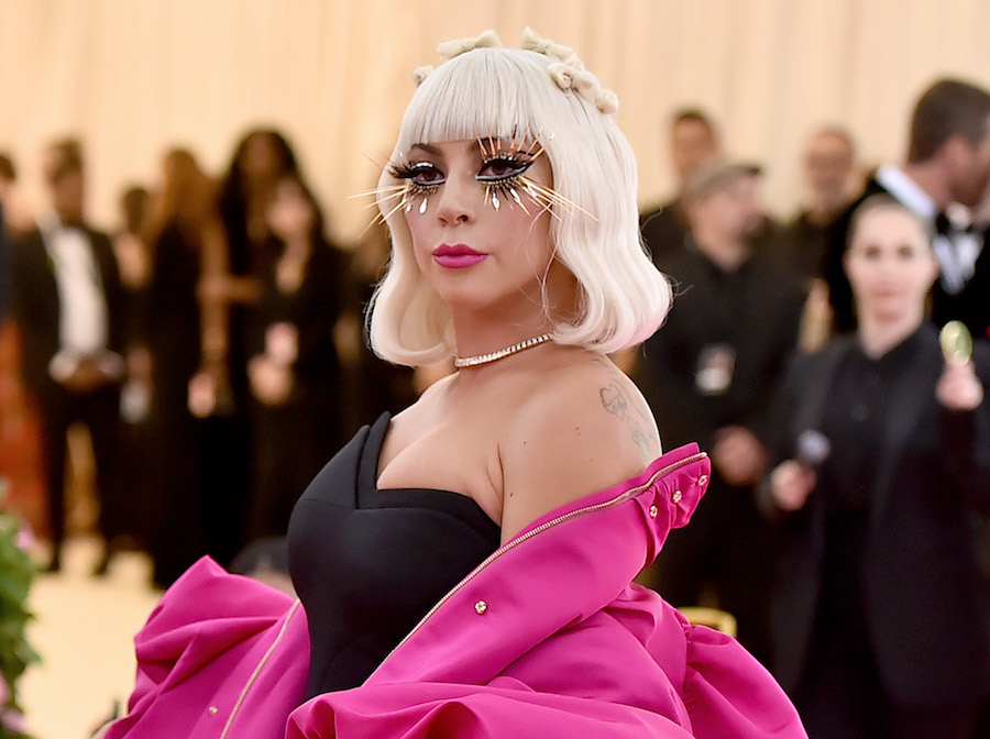 Lady Gaga at 2019 Met Gala
