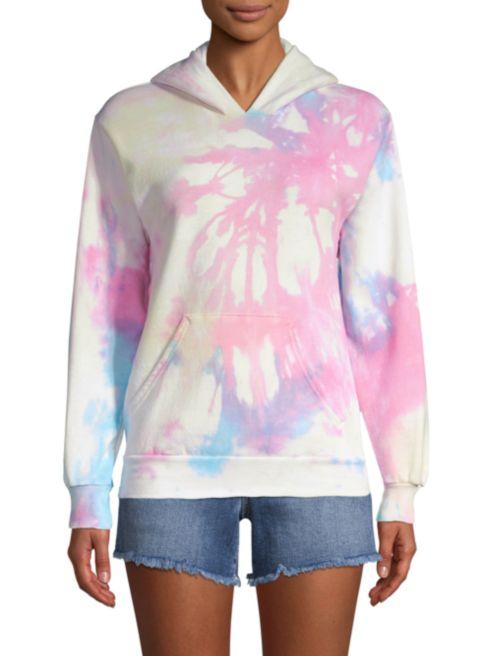 Dannijo Harper tie-dye hoodie