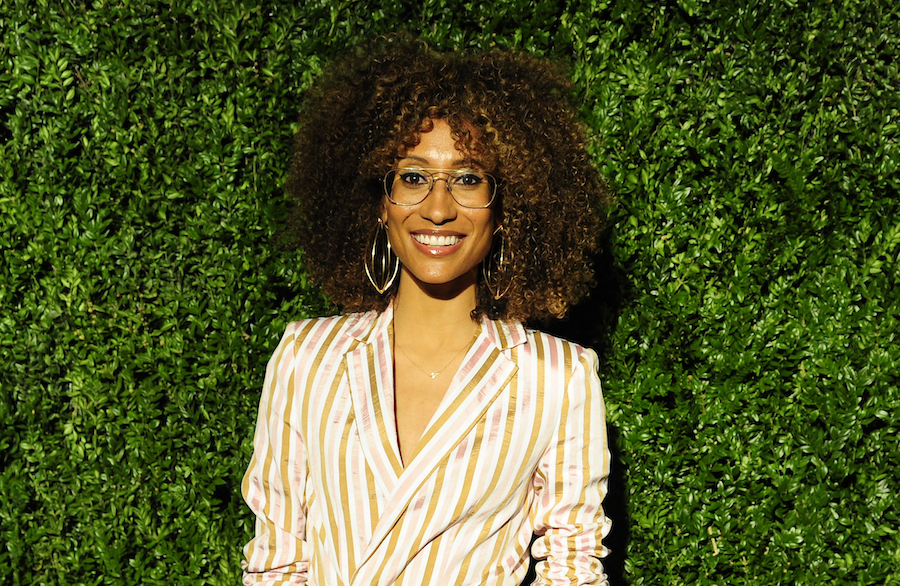Elaine Welteroth at Tribeca Film Festival Artists Dinner