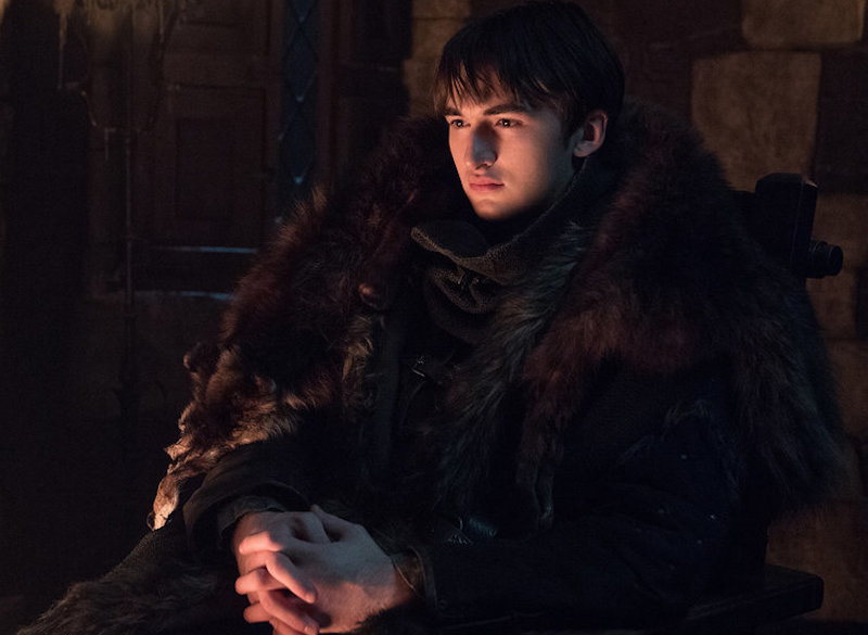 Bran Stark in HBO's Game of Thrones